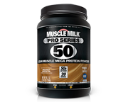 CYTOSPORT MUSCLE MILK PRO SERIES 50 PROTEINA 2.54LBS CHOCOLATE